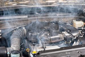Auto met kapotte motor vekoopt u aan autoinkoopbedrijf Den Haag